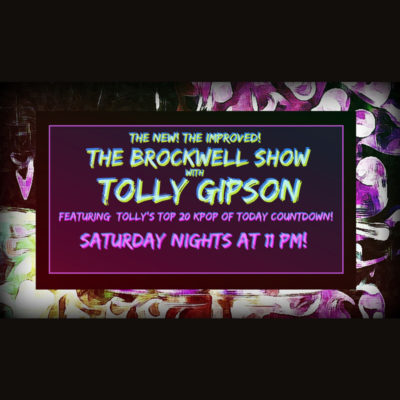 The New & Improved The Brockwell Show, with Tolly