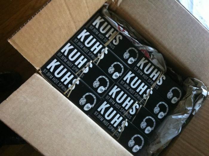 KUHS Sticker