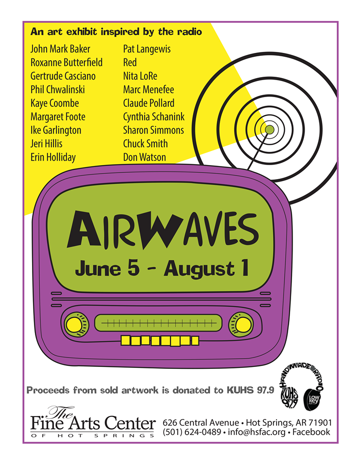 Airwaves Artshow